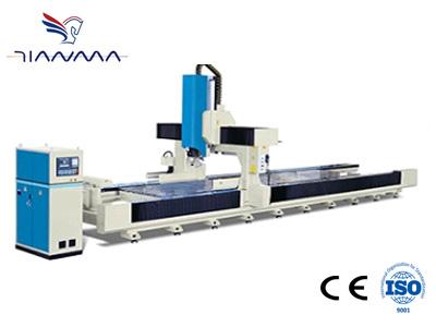 LVZX3-CNC-10000 铝型材龙门三轴数控